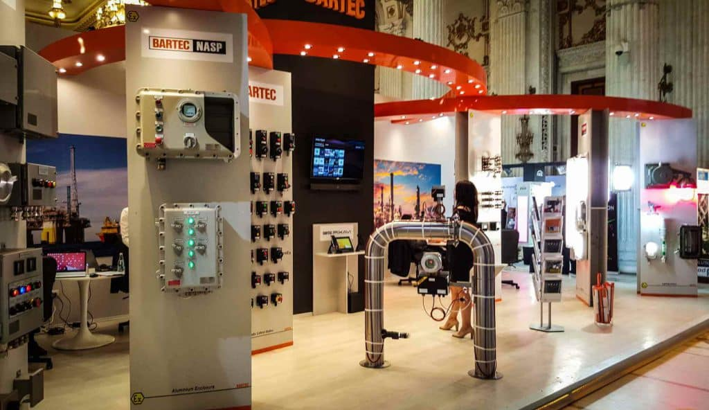 Bartec Safety Engineering at IEAS 2016​