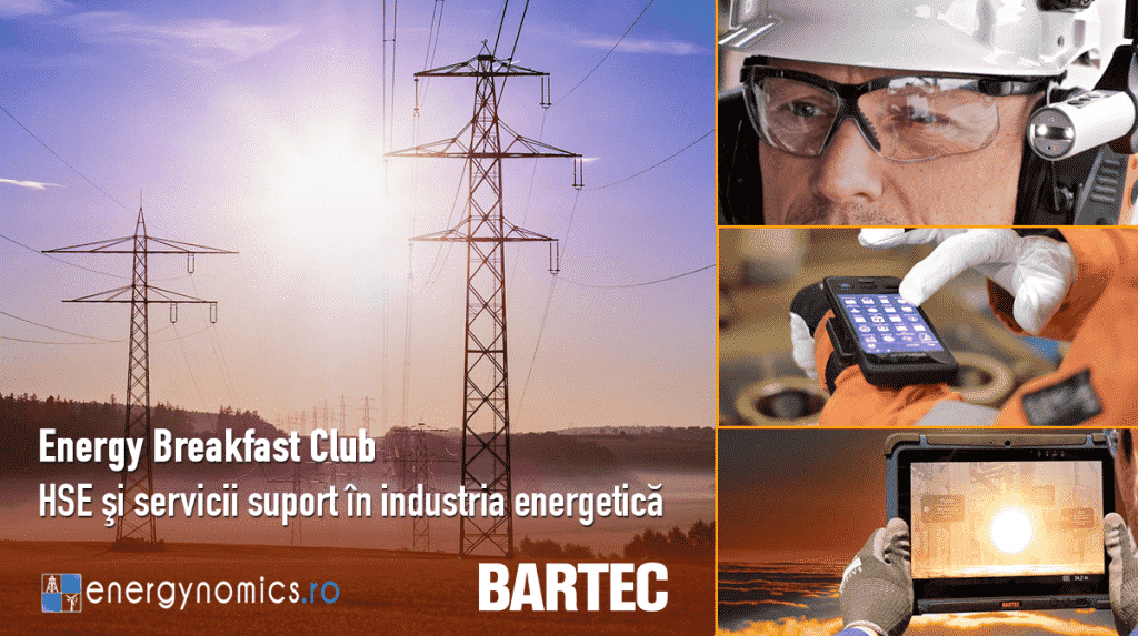 HSE and support services in the energy industry