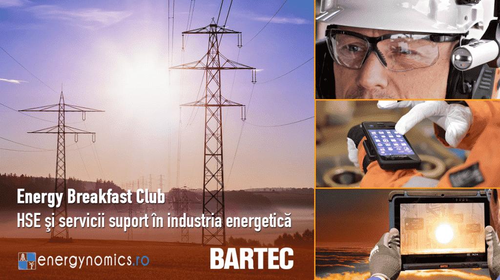 HSE şi servicii suport în industria energetică